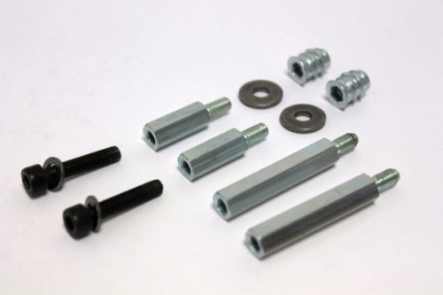 Mounting set for forend